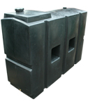 Ecosure 500 Litre Baffled Water Tank V2